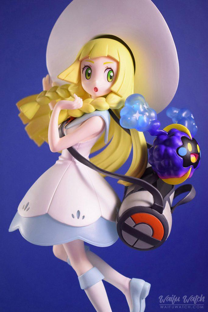 Pocket-Monsters-Sun-Moon-Cosmog-Lillie-Pokémon-Figure-Series-Kotobukiya-14