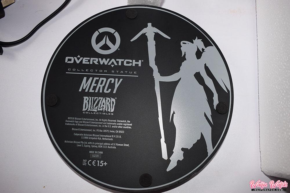 Mercy Statue Overwatch Review Waifu Watch Anime Figure Reviews