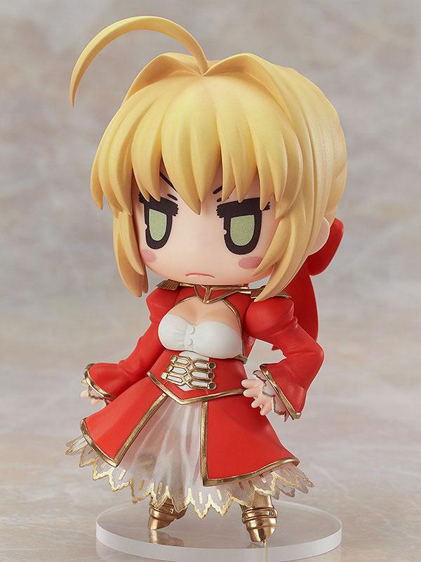 Fate/EXTRA - Nero Claudius Nendoroid - Pre-order Info and Impressions  Waifu Watch