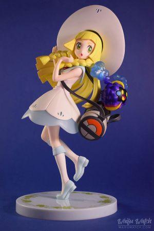 Pocket-Monsters-Sun-Moon-Cosmog-Lillie-Pokémon-Figure-Series-Kotobukiya-01