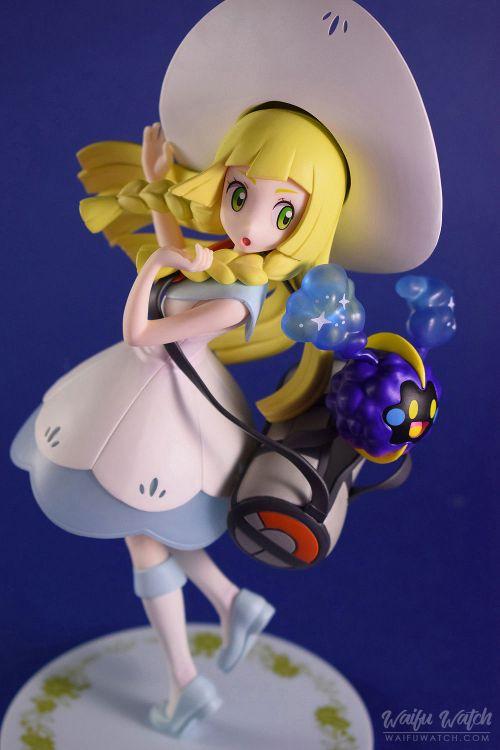 Pocket-Monsters-Sun-Moon-Cosmog-Lillie-Pokémon-Figure-Series-Kotobukiya-30